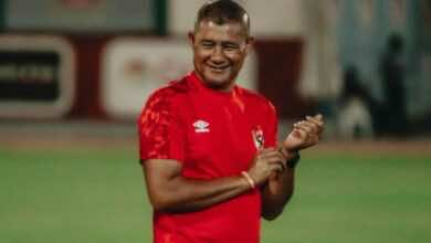 مدرب الأهلي المصري: سوء أرضية الملعب حرمنا من فوز كبير أمام سونيديب