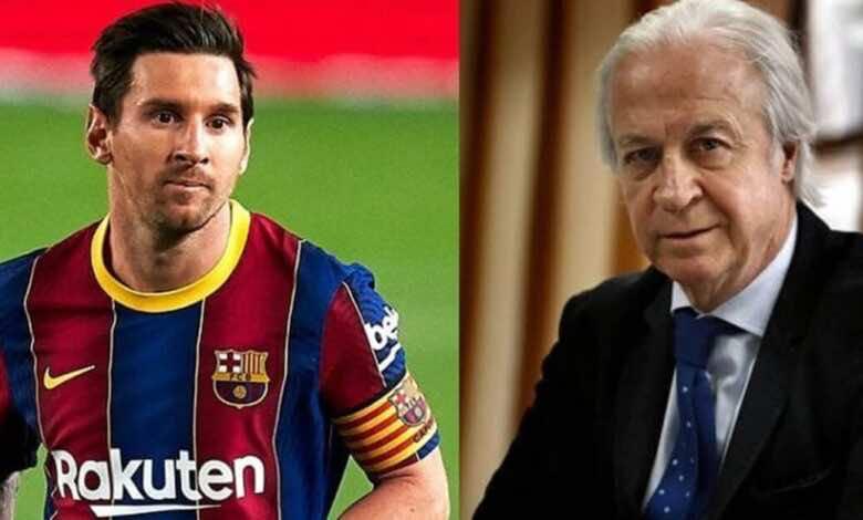 """رئيس برشلونة المؤقت بعد تصريحه المثير عن ميسي.. """"سأحد من ظهوري في وسائل الإعلام!"""""""