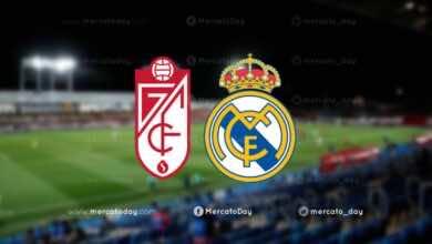 بث مباشر   شاهد مباراة ريال مدريد وغرناطة في الدوري الاسباني