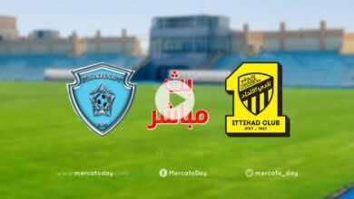 بث مباشر | مشاهدة مباراة الاتحاد والباطن في الدوري السعودي
