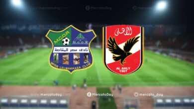 بث مباشر   شاهد الاهلي ومصر المقاصة في الدوري المصري
