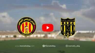 بث مباشر   مشاهدة مباراة الترجي واتحاد بن قردان في الدوري التونسي