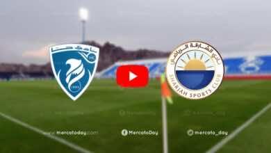 فيديو يوتيوب | شاهد اهداف مباراة الشارقة وحتا في الدوري الاماراتي