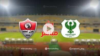 بث مباشر | مشاهدة مباراة المصري البورسعيدي وغزل المحلة في الدوري المصري We
