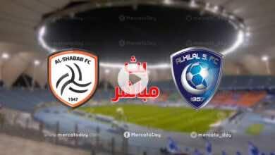 بث مباشر | مشاهدة مباراة الهلال والشباب في الدوري السعودي