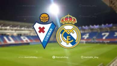 بث مباشر   شاهد ريال مدريد وايبار في الدوري الاسباني