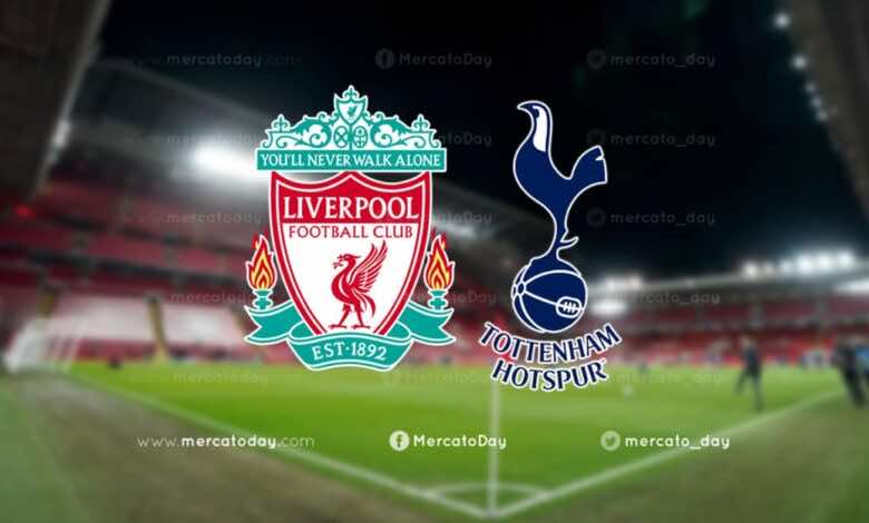 بث مباشر   مشاهدة ليفربول وتوتنهام في الدوري الانجليزي