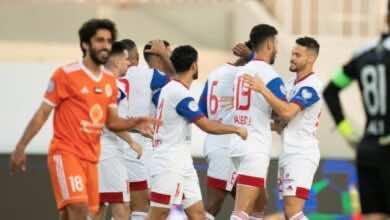 الشارقة وعجمان فى الدوري الاماراتي (صور:twitter)