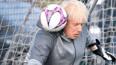 رئيس وزراء بريطانيا بوريس جونسون - صور. Getty
