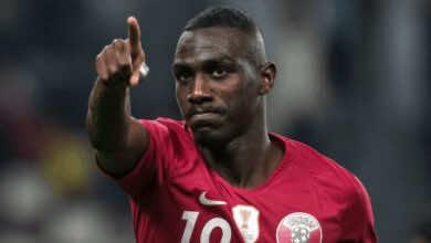 المعز علي هداف كأس امم اسيا 2019 ونجم منتخب قطر