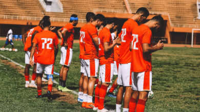 تشكيلة الأهلي في افتتاح مبارياته بدوري ابطال افريقيا امام بطل النيجر