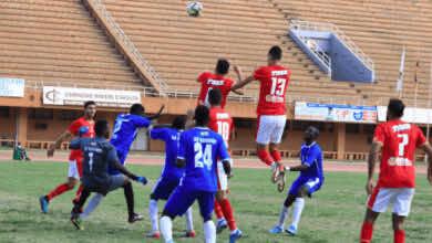 الاهلي يفوز في اولى مبارياته بدوري ابطال افريقيا 2021/2020