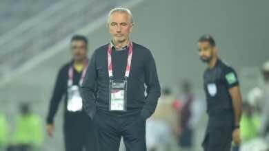 بيرت فان مارفيك يعود لتدريب منتخب الإمارات