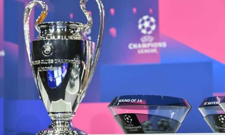 نتيجة قرعة دوري ابطال اوروبا..ريال مدريد يصطدم بجاسبريني، وبرشلونة ينجو من بايرن