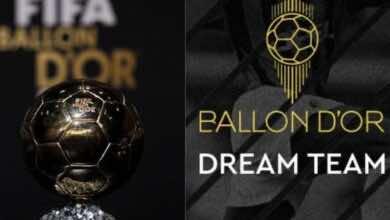 فريق أحلام الكرة الذهبية| تواجد كرستيانو رونالدو وميسي إلى جانب مارادونا وبيليه