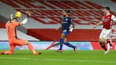شاهد فيديو اهداف آرسنال وساوثامبتون في الدوري الانجليزي
