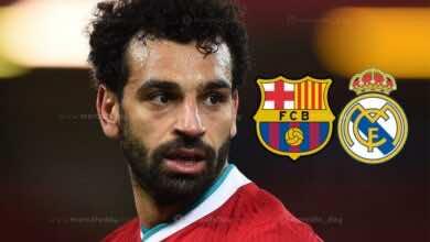 صلاح لا يستبعد الانتقال إلى ريال مدريد او برشلونة وكلوب خيب ظنه لهذا السبب