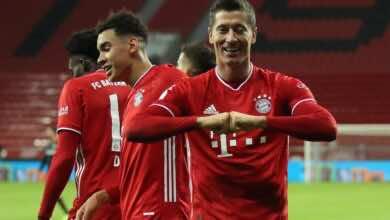 شاهد فيديو اهداف مباراة بايرن ميونخ وباير ليفركوزن في الدوري الالماني
