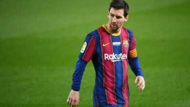 ميسي يوضح أسباب تراجع مستواه، ويعلق على رحيله عن برشلونة