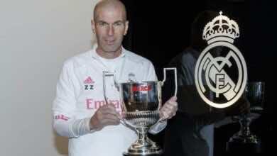 زيدان يحدد ما يلزم ريال مدريد للحفاظ على لقب الدوري الاسباني