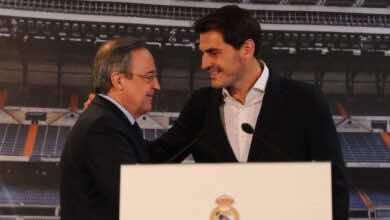 بعد خمس سنوات من مغادرة ريال مدريد.. إيكر كاسياس يعود من جديد