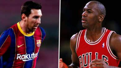 "قائد برشلونة السابق يشبه ميسي بـ""مايكل جوردان"""