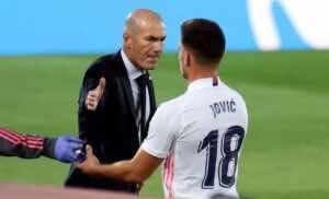 أخبار ريال مدريد | على غرار هازارد.. لوكا يوفيتش يخرج من إصابة ليدخل في اخرى!
