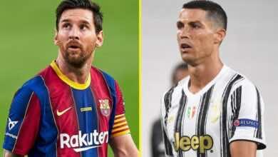 """تشكيلة برشلونة ويوفنتوس في دوري ابطال اوروبا """"ميسي في مواجهة رونالدو"""""""