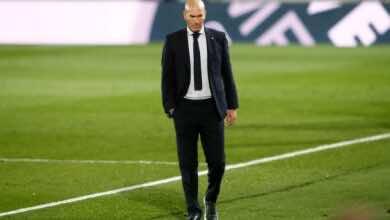"""تشكيلة ريال مدريد الأساسية امام مونشنجلادباخ في دوري ابطال اوروبا """"عودة راموس"""""""