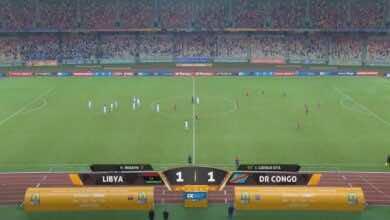 اهداف ليبيا وجمهورية الكونغو فى بطولة أفريقيا للمحليين (صور:Google)