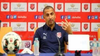 مدرب الدحيل القطري: أثق في فريقي ونسعى لاجتياز الأهلي المصري بكأس العالم للأندية