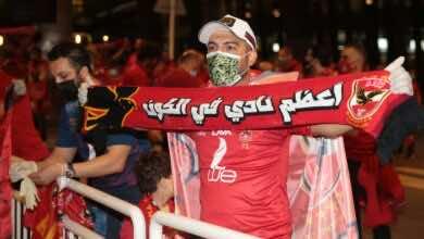 محمد الشناوي: دعم جماهيرنا وروح الأهلي سلاحنا أمام الدحيل بمونديال العالم للأندية - صور Afp