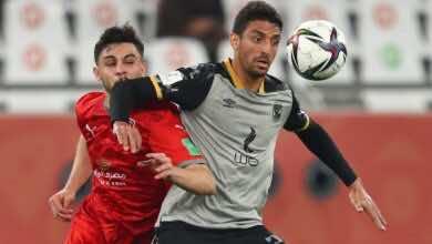 طاهر لاعب الاهلي المصري: جاهزون لمواجهة بايرن ميونيخ في نصف نهائي مونديال العالم للاندية