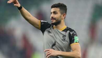 أيمن أشرف أفضل لاعب في مباراة الأهلي والدحيل بمونديال الأندية بقطر