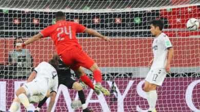 اهداف مباراة الدحيل وأولسان هيونداي فى كأس العالم للاندية (صور:AFP)