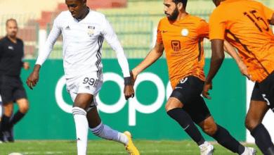 مباراة البنك الاهلي والجونة فى الدوري المصري (صور:Google)