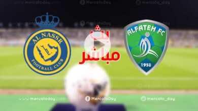 بث مباشر | مشاهدة مباراة النصر والفتح في الدوري السعودي