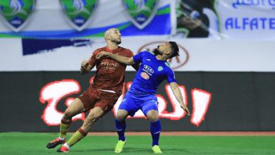 نتيجة مباراة النصر والفتح في الدوري السعودي اليوم