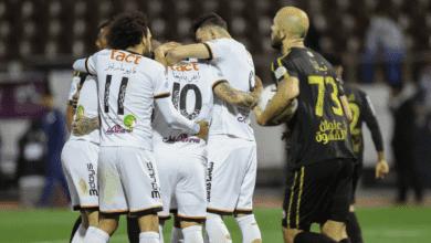 """نتيجة مباراة الشباب والرائد في الدوري السعودي """"الليث الأبيض يعود للصدارة"""""""