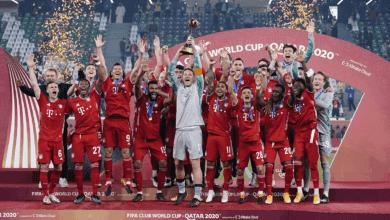 """نتيجة مباراة بايرن ميونخ وتيجريس في كأس العالم للأندية """"البافاري يكرر إنجاز برشلونة التاريخي"""""""