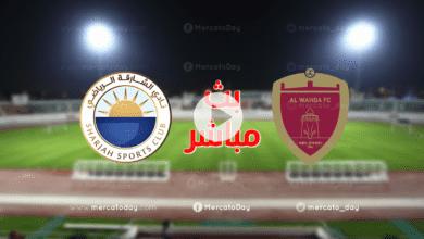 بث مباشر | مشاهدة مباراة الشارقة والوحدة في الدوري الاماراتي