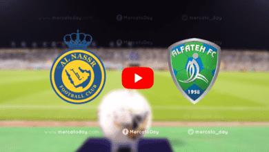 فيديو يوتيوب | شاهد اهداف مباراة النصر والفتح في الدوري السعودي