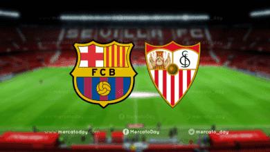 عاجل | تشكيلة برشلونة الأساسية امام اشبيلية في كأس ملك اسبانيا