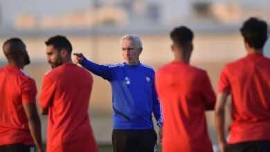 بيرت فان مارفيك: 28 لاعبًا في قائمة المنتخب الإماراتي