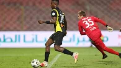 اهداف مباراة الاتحاد والفتح فى الدوري السعودي (صور:twitter)