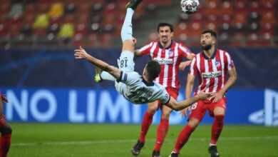 فيديو يوتيوب | شاهد اهداف مباراة تشيلسي واتلتيكو مدريد في دوري أبطال أوروبا (صور:twitter)