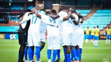 نتيجة مباراة الهلال وماميلودي صن داونز في دوري أبطال افريقيا 2021 (صور:twitter)