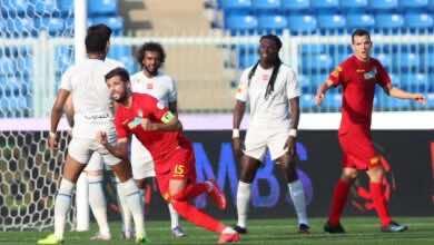ترتيب الدوري السعودي بعد نتائج مباريات اليوم في الجولة 18 (صور:twitter)