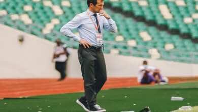 رودلفو أروابارينا يؤكد هدف بيراميدز للتأهل بدور المجموعات بالكونفدرالية - صور Twitter