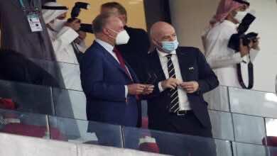 رئيس الفيفا يقوم بزيارة رسمية للجزائر الأسبوع المقبل - صور Reu